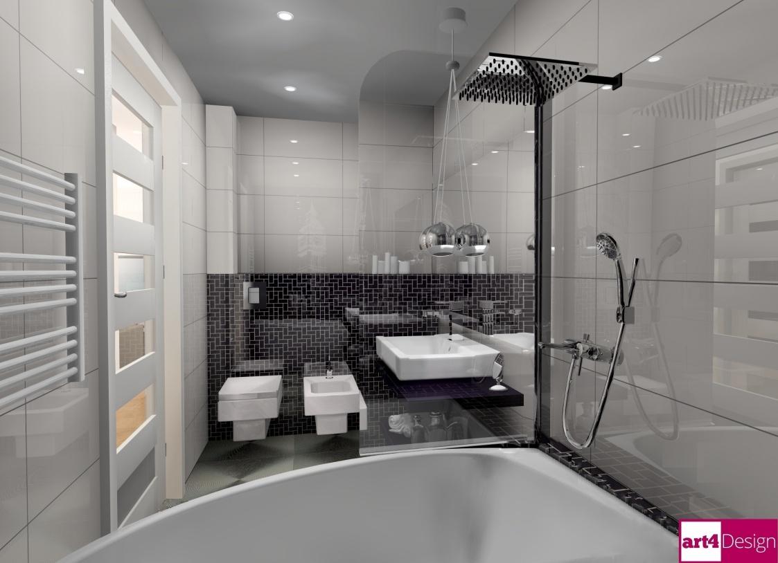 nowoczesne łazienki bielsko projekt
